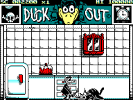 Screenshot of Duck Out
