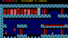Screenshot of Kitsune's Curse