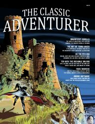 Cover of issue 3 of The Classic Adventurer